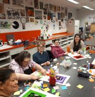 Art Expressions Mentor  - Cerebral Palsy Association in Alberta