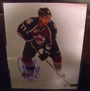 Bruins Avalanche RAY BOURQUE Autograph Signed Photo COA PSA/DNA Kitchener / Waterloo Kitchener Area image 1