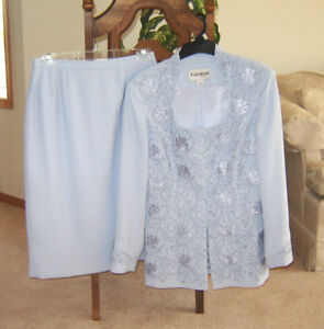 Alfred Angelo Dress, Dressy Suit & Other Dresses - 8, 10, M
