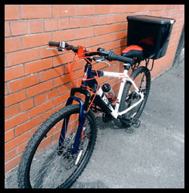 Bike / Delivery Bike