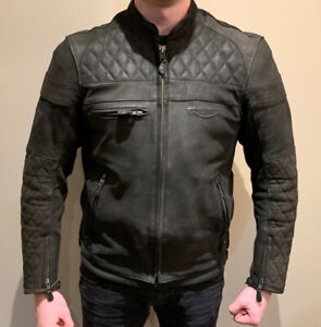 MENS - Triumph Motorcycle Jacket  (L) Large
