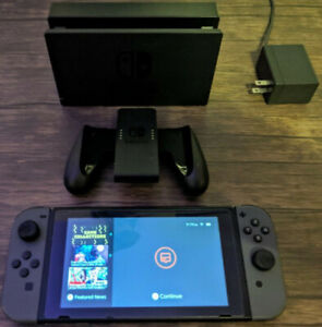 Console Nintendo Switch (Lire Description)