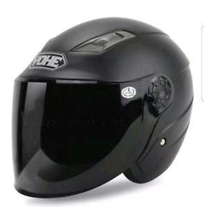 Ebike Slingshot/T-Rex helmet, go cart helmet  full visor.