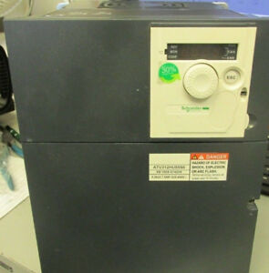 SCHNEIDER ATV312HU55S6 VARIABLE SPEED DRIVE 5.5KW 5hp 525-600V