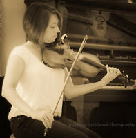 VIOLIN/FIDDLE LESSONS