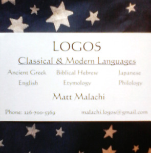 Classical and Modern Languages Tutor