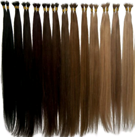 Mobile hair extentions specialist