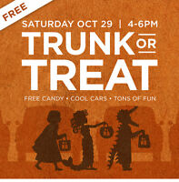 Trunk or Treat – Family halloween event
