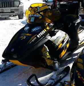 Skidoo renegade x  800 for sale or trade
