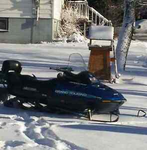 1997 skidoo grand touring 500 r.a.v.eAny trades?