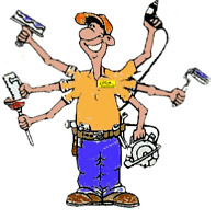 SMALL JOB HANDYMAN, REPAIRS, ASSEMBLE, INSTALLS  & MUCH MORE