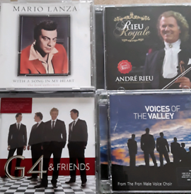 CD Collection Classicals