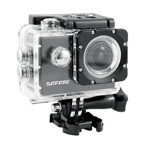 Brand new Safari Action Camera plus extra memory card