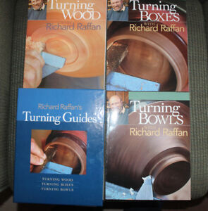 Woodworking & Wood Turning Books
