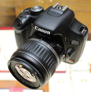 CANON  EOS REBEL T1i DIGITAL CAMERA