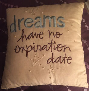 Small Decorative Throw Pillow