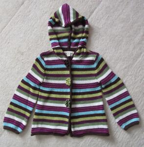 Girls  size 5 6 clothing dresses hoodie namebrands