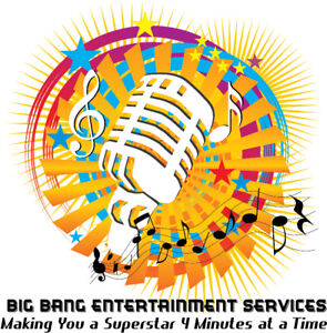 Affordable Karaoke/DJ Services Powered By Big Bang Entertainment