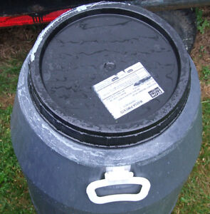 Barrels for Camping and Boating