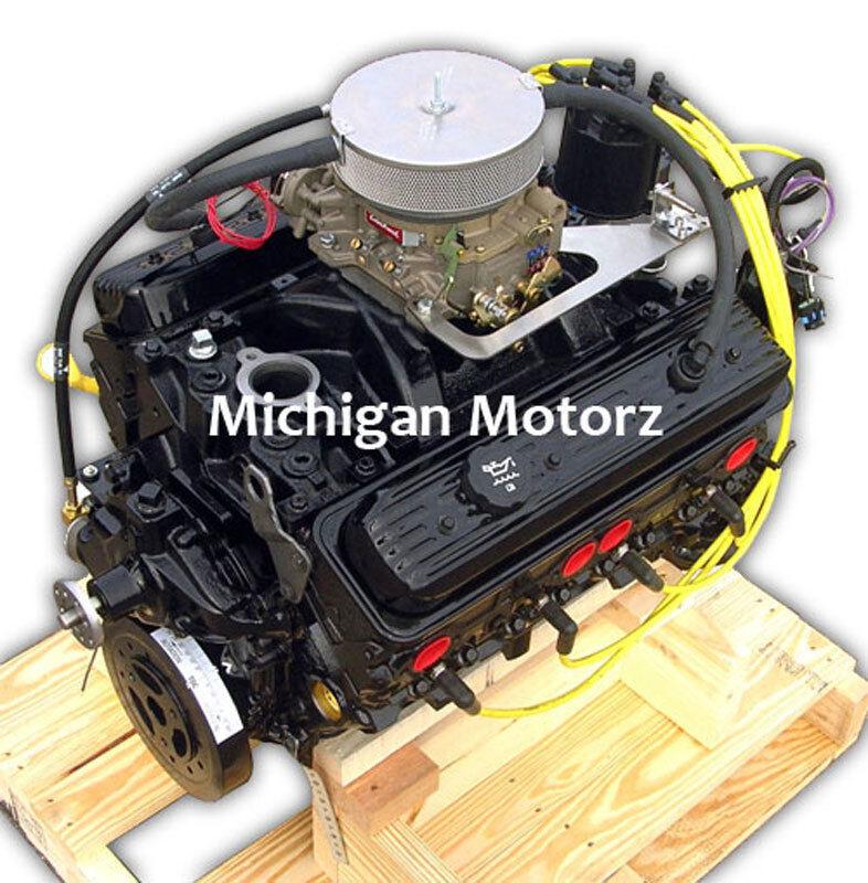 5.7L MerCruiser Vortec Marine SILVER Engine Package - 315 hp - BRAND NEW! |  eBay | Volvo Penta Wiring Harness Michigan Motorz |  | eBay