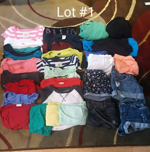 Women's clothing lots
