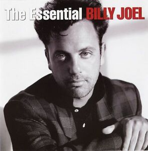 BILLY JOEL (ESSENTIAL - GREATEST HITS 2CD SET SEALED + FREE POST)