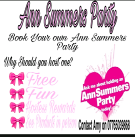 Ann Summers Party!!