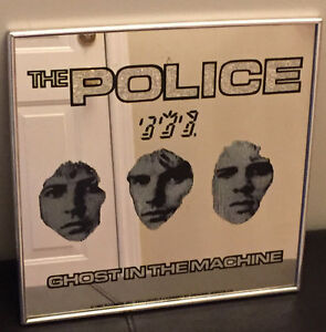 The Police - Ghost in the Machine Mirror/picture