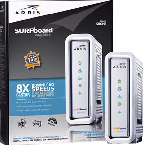 "ARRIS - SURFboard DOCSIS 3.0 Cable Modem ""NEW"""