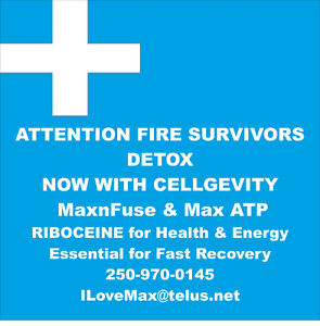 Attention Help Fire Survivors Detoxify from Smoke, Chemicals etc