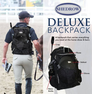 Equine Shedrow Backpack