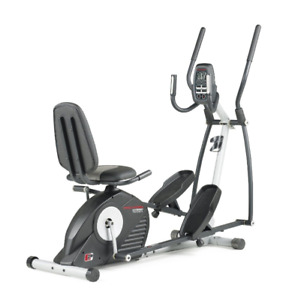 Elliptical/Recumbent Cross Trainer