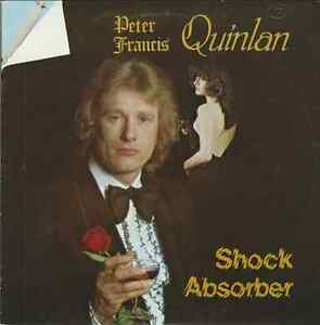 "I'm looking for the Peter Francis Quinlan album ""Shock Absorber"""