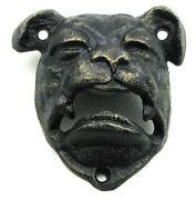 Cast Iron Dog Bottle Opener