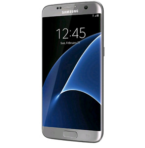 Unlocked Samsung Galaxy S7-Titanium Edition