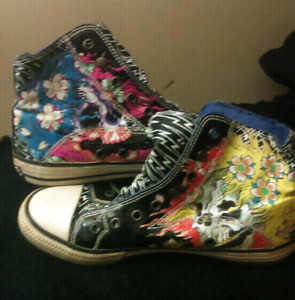 Now Only $30.00 Ed Hardy Tattoo Skull Shoes
