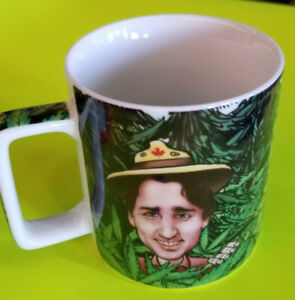Just'in Canada pot-friendly coffee mugs