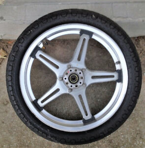 Honda CB750 Comstar Wheel with IRC Excellent Tire 19 Inch Front