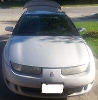 2000 Saturn SC2 for parts