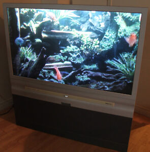 "RCA 52"" inch Flat Screen Projection TV"