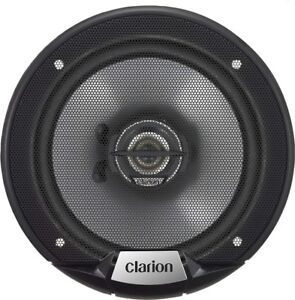 Clarion SRG1623R 6 1/2-Inch 2-Way Coaxial Speaker System -