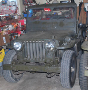 m38 / army jeep/ army truck/ military 4x4