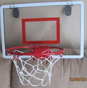Basketball Over The Door Set