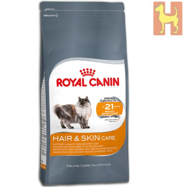 10 kg Royal Canin Hair & Skin Care Katzenfutter - glänzendes Fell & gesunde Haut