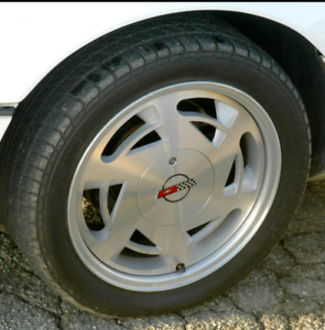 Corvette rims for 90's corvette
