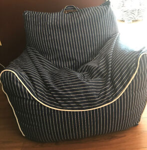 Child bean bag chair new with tags