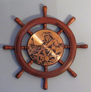 """20"""" Diameter Ships Wheel """"HFX Hoarders and Collectors"""""""