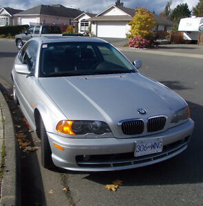 2000 BMW 3-Series 328Ci Coupe (2 door)