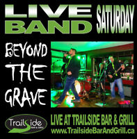 Live Band - Trailside Ridgeway presents Beyond The Grave