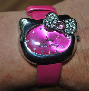 Hello Kitty Watches With Bow